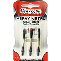Harrows HEAVY METAL(ヘヴィーメタル) ダーツシャフト