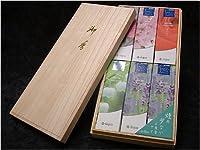 薫寿堂のギフト 花かおり スリムアソート 微煙