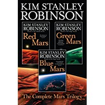 The Complete Mars Trilogy: Red Mars, Green Mars, Blue Mars