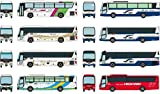 ザ・バスコレクション バスコレ JRバス30周年記念 8社セット ジオラマ用品