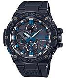 [カシオ] 腕時計 ジーショック G-STEEL BLUE NOTE RECORDS コラボレーションモデル GST-B100BNR-1AJR メンズ ブラック
