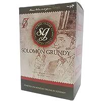 ソロモングランディローズ30ボトル自家製ワインワインキット
