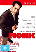 Monk Complete Collection [DVD]