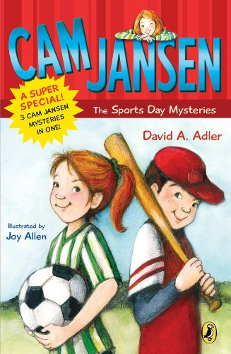 Download Cam Jansen: Cam Jansen and the Sports Day Mysteries: A Super Special (English Edition) B002SZUDKW
