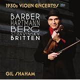1930年代のヴァイオリン協奏曲集 第1集(1930s Violin Concertos Vol. 1)[2CDs]