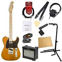 エレキギター入門11点セット Squier Affinity Series Telecaster SPCL BTB