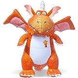 Zog The Dragon 9inch Plush Soft Toy, Orange jellycat Tiger cheach billin jellycat Mouse