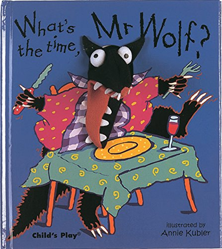 What's the Time, Mr. Wolf? (Fi...