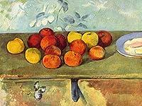 Lais Puzzle PaulCézanne - りんごとペストリーのある静物 100 部