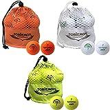 飛衛門 TOBIEMON ボール メッシュバッグ入り ボール 3ダースセット 3ダース(36個入り) ホワイト/オレンジ/イエロー