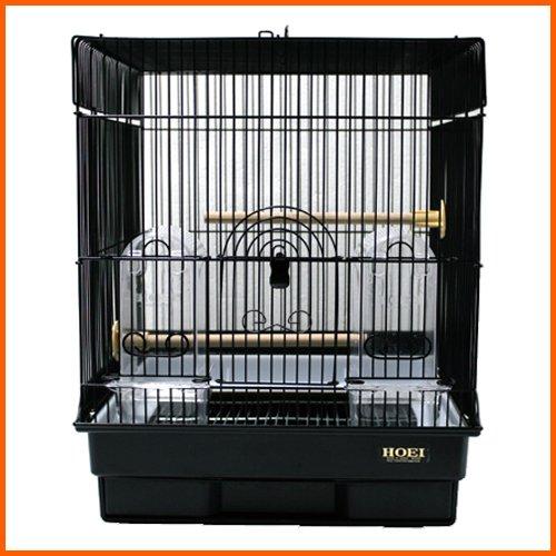 RoomClip商品情報 - ホーエイ 鳥かご 35角型 ブラック