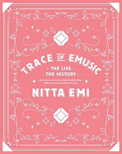 新田恵海 LIVE 「Trace of EMUSIC ~THE LIVE・THE HISTORY~ (限定盤)」 [Blu-ray]