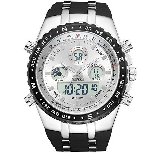 [ビンズ] BINZI 腕時計 スタンダード BZ-1605w メンズ