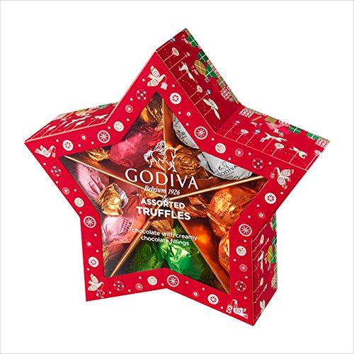 ゴディバ (GODIVA) ラッピングチョコレート クリスマス...