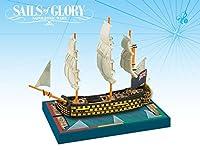 Sails of Glory 船 パック - Hms Royal Sovereign 1786 ボードゲーム