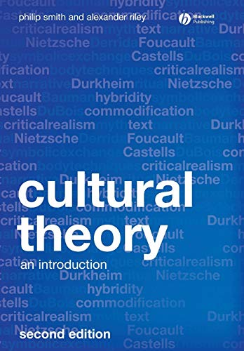 Download Cultural Theory: An Introduction 1405169079