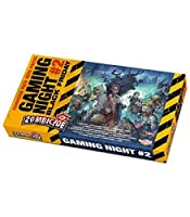 Cool Mini Or Not GUG0039 Zombicide Game Night Kit 2 - Black Friday