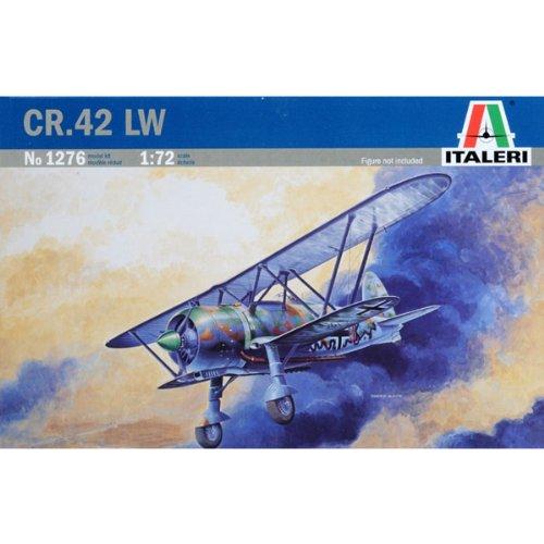 フィアット CR42 LW 38076 (タミヤ イタレリ 1/72 飛行機シリーズ 1276)