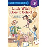 Little Witch Goes to School (Step into Reading Book 2) (English Edition)
