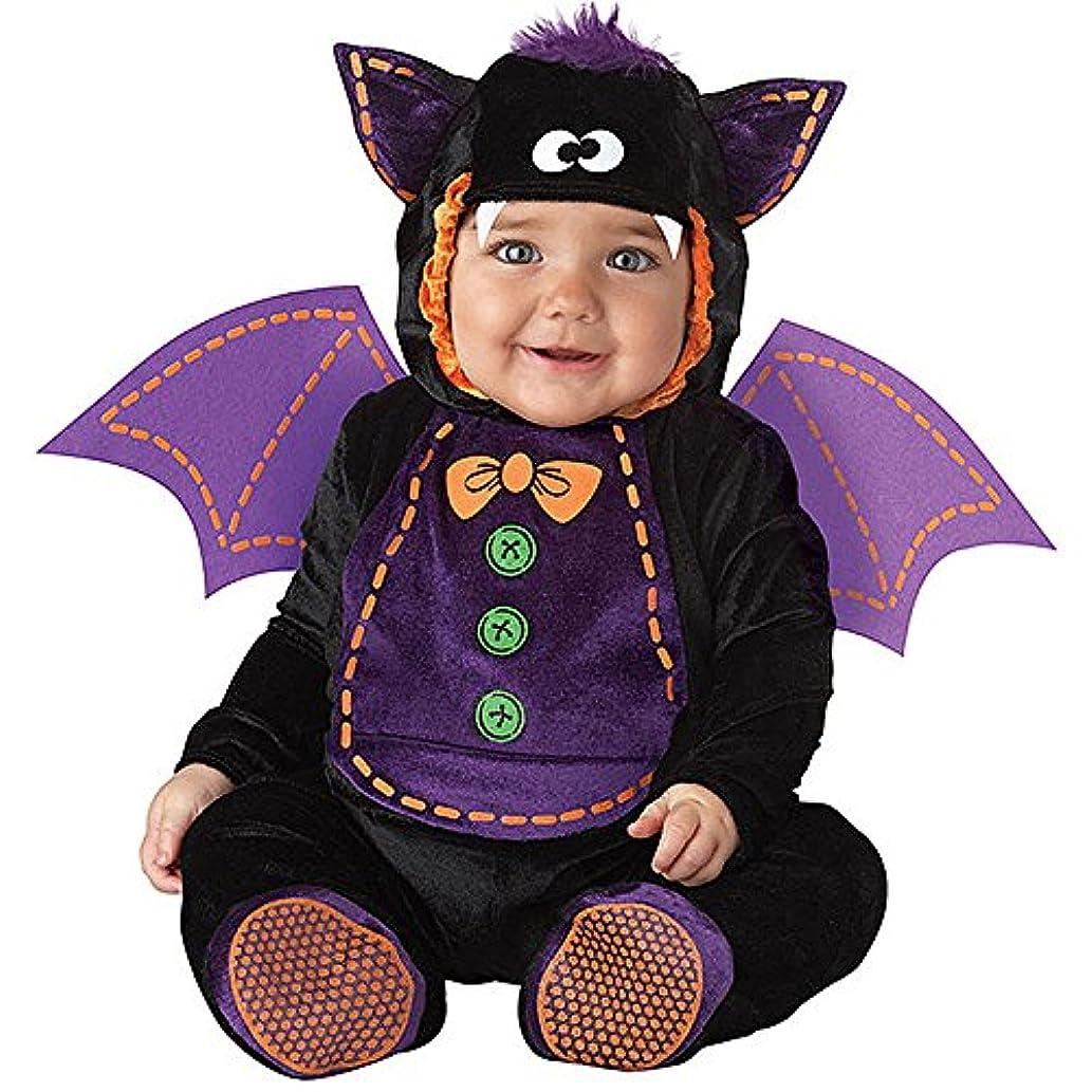 麺抽象化専門用語翼を持つ幼児赤ちゃん幼児バット動物衣装コスチューム (90cm)