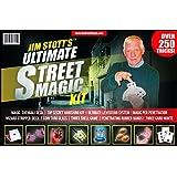 [ジム ? ストット マジック]Jim Stott Magic Jim Stott's Ultimate Street Magic Kit LYSB017MA56T0-TOYS [並行輸入品]