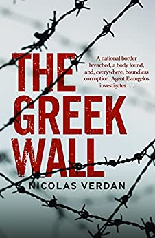 The Greek Wall by [Verdan, Nicolas]