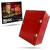 Flip Over Vanish Box Pro Model by Magic Makers