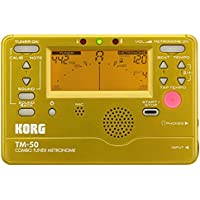KORG チューナー/メトロノーム TM-50 GD ゴールド