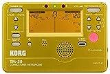 KORG チューナー/メトロノーム TM-50 RD レッド