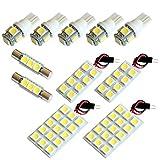 【断トツ231発!!】 Y51 フーガ LED ルームランプ 11点 [H21.11~] ニッサン 基板タイプ 圧倒的な発光数 3chip SMD LED 仕様 室内灯 カー用品 HJO