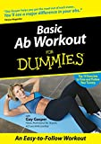 Basic Ab Workout for Dummies [DVD] [Import]