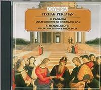 Violin Concerts