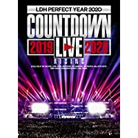 "LDH PERFECT YEAR 2020 COUNTDOWN LIVE 2019→2020 ""RISING""(DVD2枚組(スマプラ対応))"