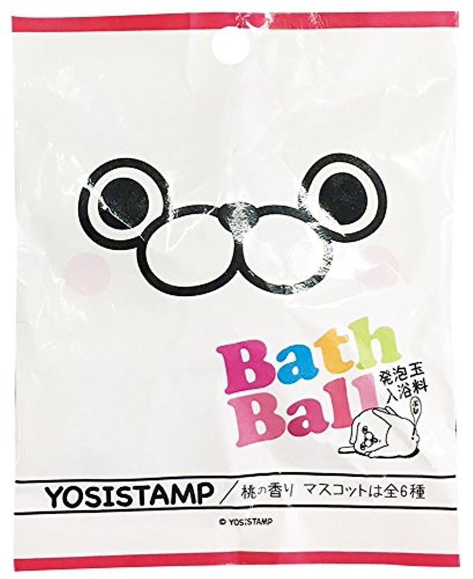 矛盾する審判物語ヨッシースタンプ 入浴剤 バスボール おまけ付き 桃の香り ABD-004-001