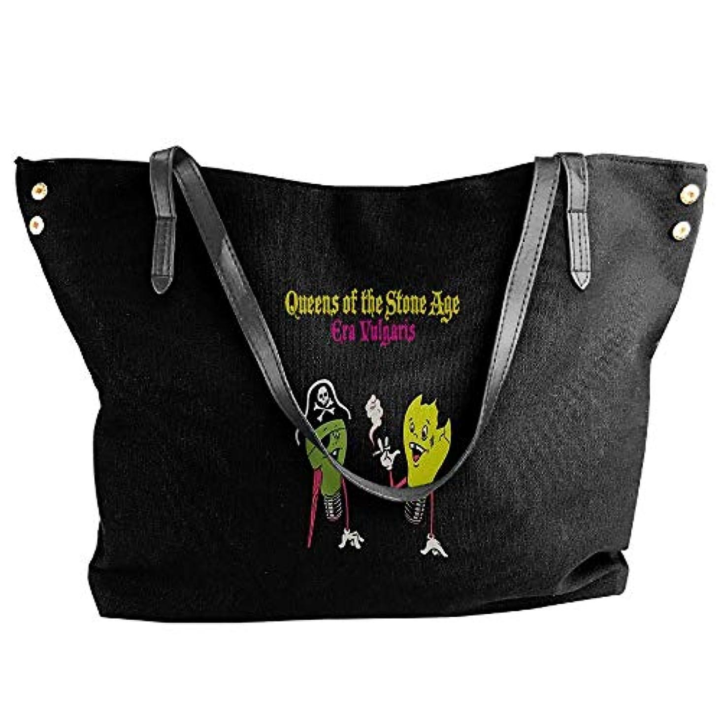 計算する故意にオークション2019最新レディースバッグ ファッション若い女の子ストリートショッピングキャンバスのショルダーバッグ Queens Of The Stone Age Era Vulgaris 人気のバッグ 大容量 リュック