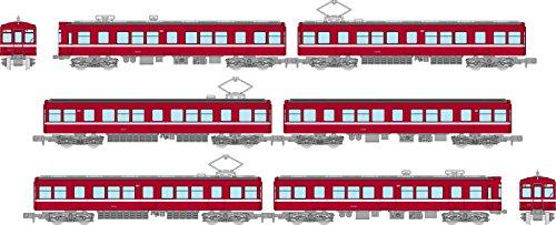 鉄道コレクション 鉄コレ 京急電鉄1000形 非冷房車 (1次・2次量産車) 6両セット B ジオラマ用品