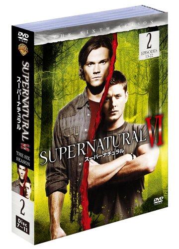 SUPERNATURAL VI〈シックス・シーズン〉 セット2 [DVD]