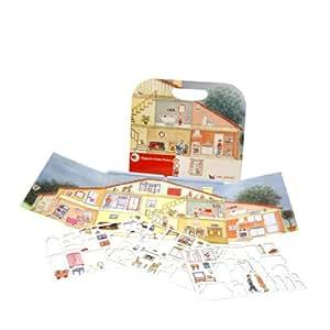 マグネット ブック ハウス EGM630652