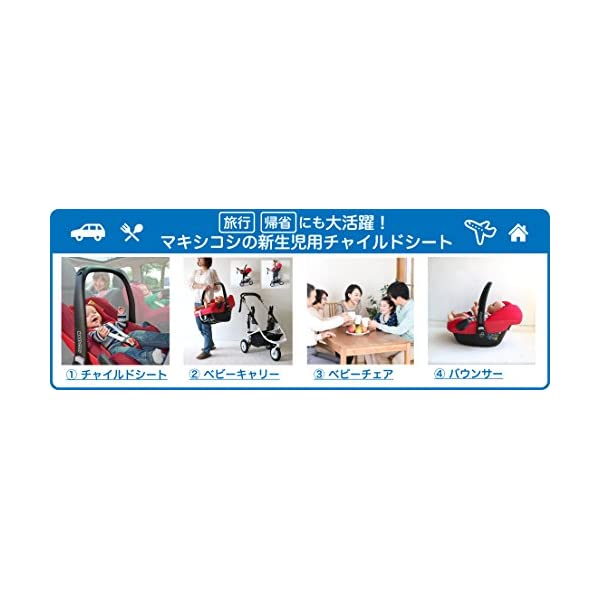 マキシコシ チャイルドシート 【日本正規品保...の紹介画像14