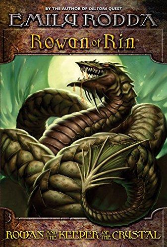 Rowan of Rin #3: Rowan and the Keeper of the Crystalの詳細を見る