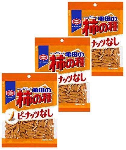亀田製菓 亀田の柿の種100% 130g