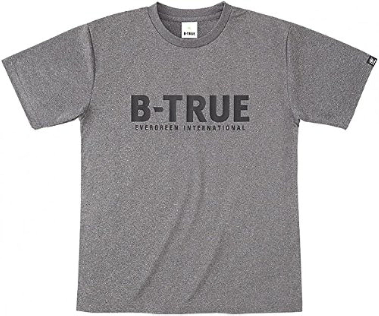 エバーグリーン(EVERGREEN) B-TRUE ドライTシャツ Aタイプ S ミックスグレー.