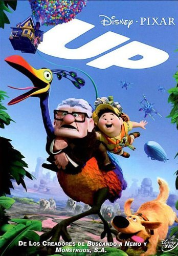 Up (Disney Pixar) (Dvd Import) (European Format - Region 2) (2009) Edward Asner; Christopher Plummer; Jorda