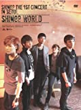 SHINee - The 1st Concert SHINee World (2DVD+写真集) (韓国版) 画像