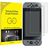 JETech 2-Pack Tempered Glass Screen Protector Film for Nintendo Switch 2017