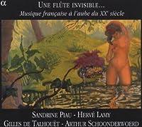 Une fl没te invisible ...: Musique fran莽aise ? l'aube du XX si猫cle by Une Flute in (2007-09-01)