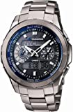 [カシオ]CASIO 腕時計 OCEANUS オシアナス Digital Analog Combination World Time ワールドタイム タフソーラー 電波時計 TOUGH MVT MULTIBAND6 OCW-T400TD-1AJF メンズ