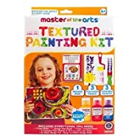 Master of the Arts Textured Painting Kit by Master of the Arts