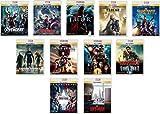 Amazoncojp限定Marvel MovieNEX
