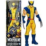 ウルヴァリンX - MenアクションフィギュアおもちゃThe Avengers Marvel Titan Hero 12